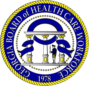 Georgia Board of Health Care Workforce